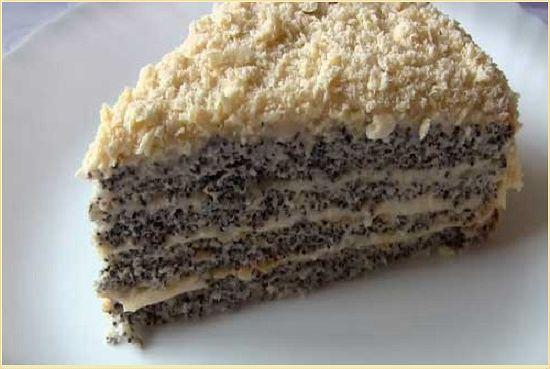 Торт Царица Эстер приготовление
