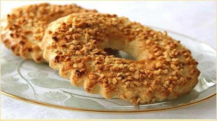Рецепт песочного кольца