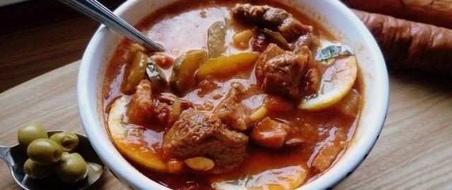 Суп солянка классический рецепт с фото