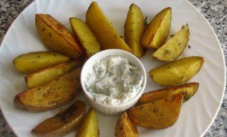 Заставка - картофель по-деревенски