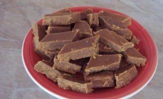 Домашняя помадка - конфеты рецепт