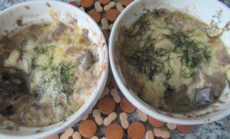Жульен с грибами как приготовить