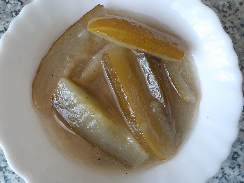 Огурцы с сухой горчицей на зиму рецепт
