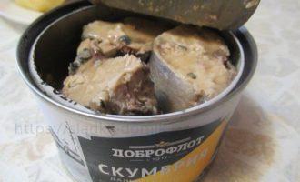 Рыбный суп - добавляем косерву