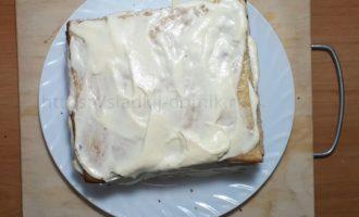 Торт молочная девочка - делаем несколько слоев