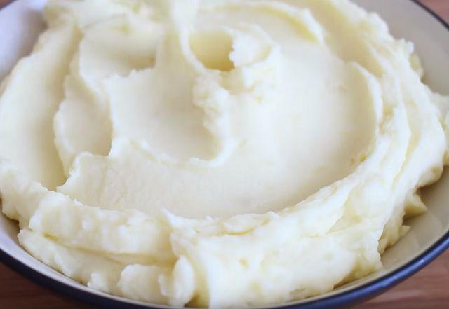 Как приготовить пюре на молоке