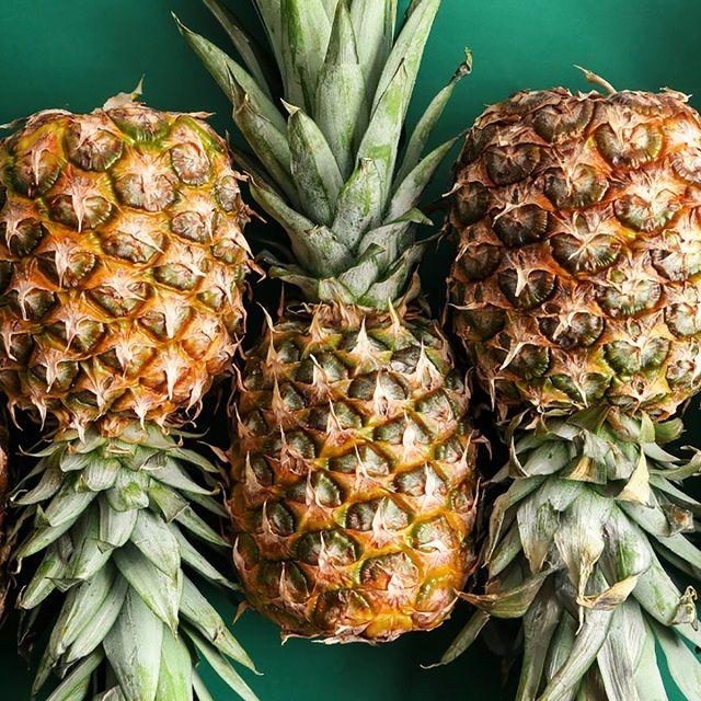 Как выбрать ананас в магазине