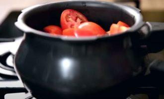 Варим помидоры