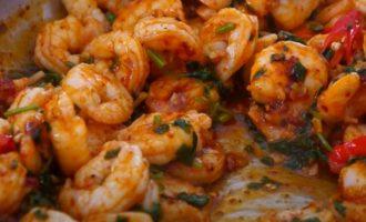 Как приготовить креветки в соевом соусе