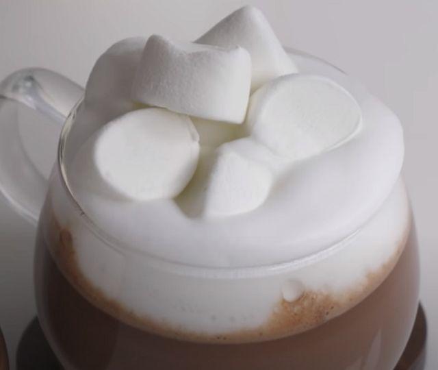 Креольский горячий шоколад