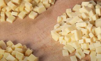 Три вида сыра