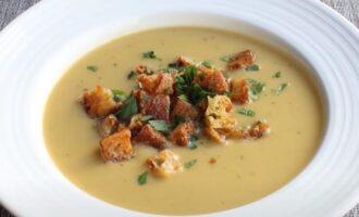 Картофельный крем-суп как готовить