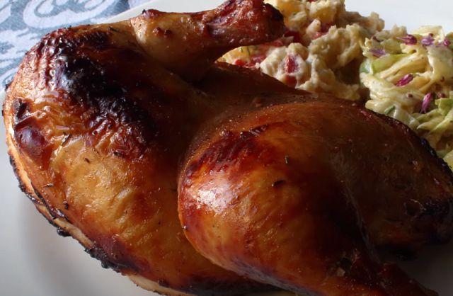 Как приготовить маринад для курицы гриль
