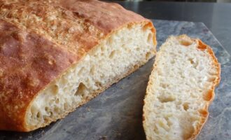 Хлеб белый каравай