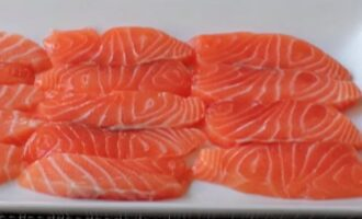 Быстрая засолка красной рыбы