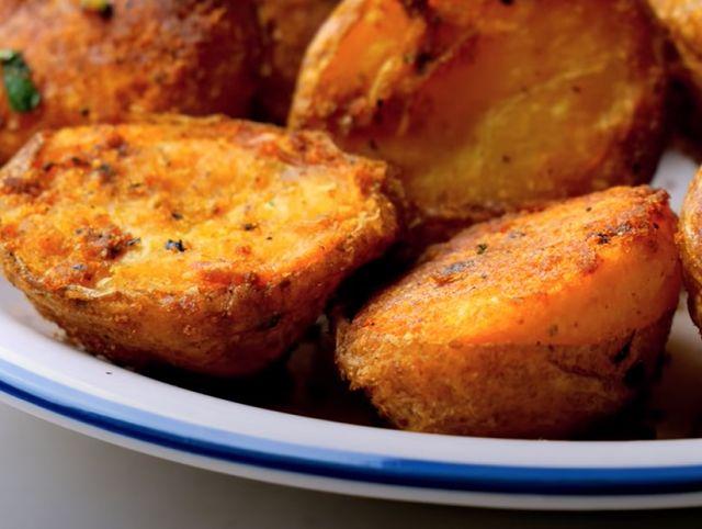 Картошка с духовке