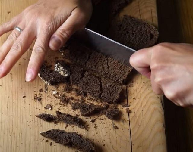 Хлеб для закваски в домашних условиях